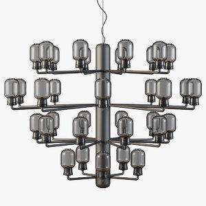 3D pendant lamp amp normann