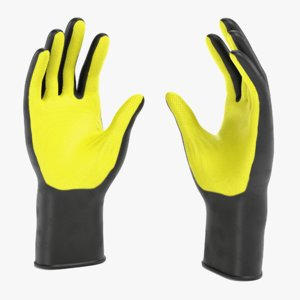 gloves 3D