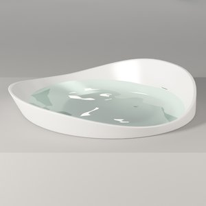 bathtub - dune antonio 3D