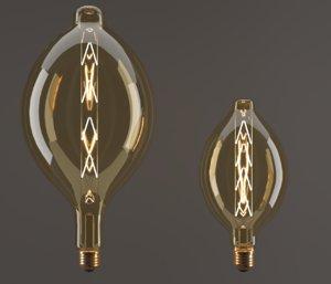 electric oval ovalxl 3D model