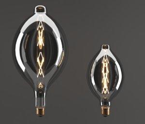 3D model electric oval ovalxl