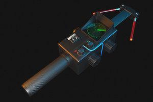 3D device meter model