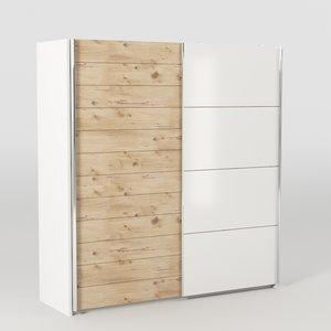 3D closet nexus