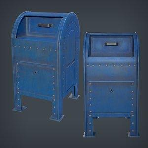 mailbox vr games 3D