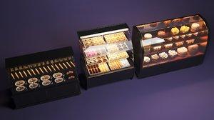 fresh cabinet 3D model
