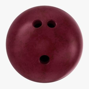 bowling ball medium model