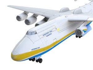 aircraft air 3D model