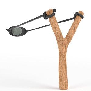 slingshot 2 3D model