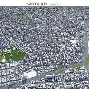 3D building map