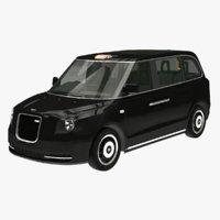 LEVC TX  Taxi