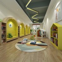 Kindergarten Playroom