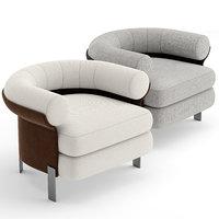 Minotti Mattia armchair