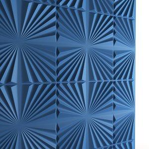 3D habitarte conch wall form