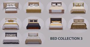 3D bed 3