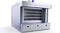 Industrial Bread Bakery Furnaces 10
