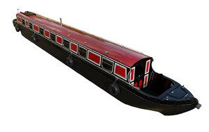 narrowboats holidays weekend model
