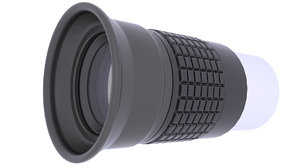 3D telescope scope eyepiece
