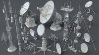 20 pieces of antennas - collection - 2