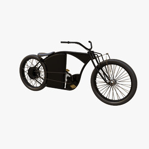 3D electric bicycles v1