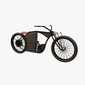 electric bicycles v3 3D model