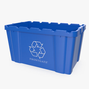 3D frontgate recycle bin