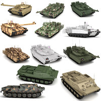 Tank Military Collection
