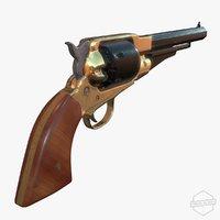 1858 Remington Revolver