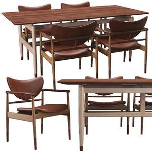 48 chair amp kaufmann model