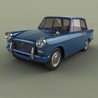 Triumph Herald 1200 Saloon