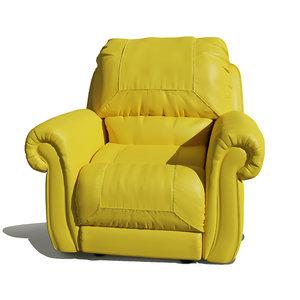 sofa designers 3D model
