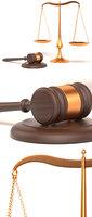 Balance gavel judge justice