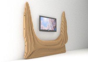 3D parametric tv