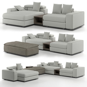 fendi sofa model