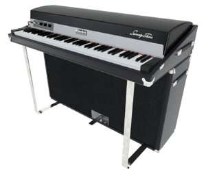 3D rhodes mark suitcase seventy model