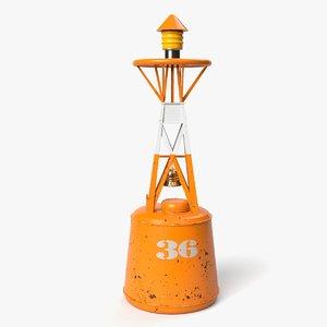 buoy pbr 3D