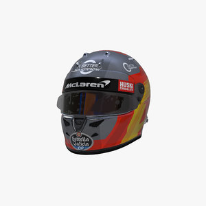 sainz helmet model