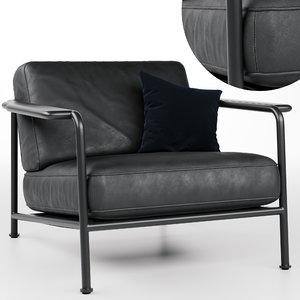 3D armchair aero