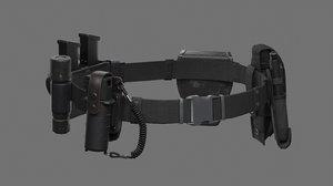 belt tool 3D model