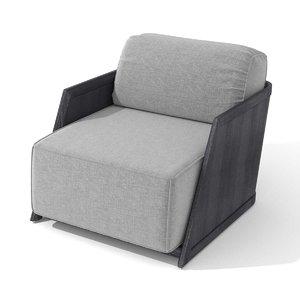 chair boss 3D model