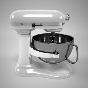 3D kitchen aid model