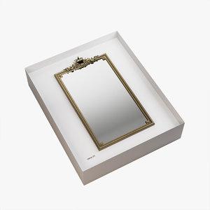 3D classical mirror model