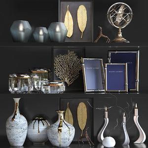 vase decor 3D model