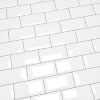 Rectangular Tiles (200mm x 100mm)