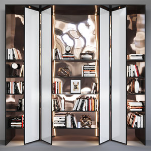 3D decor books