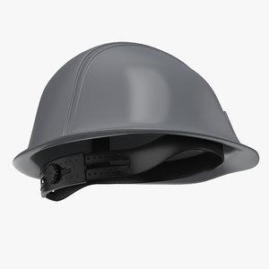 3D model hard hat -