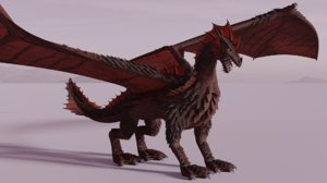 dragons fly 3D