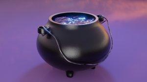 cauldron 3D