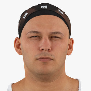 marcus human head pose model