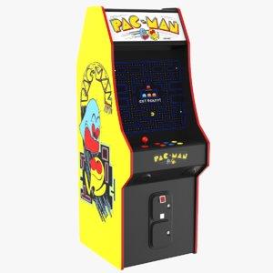 3D real arcade