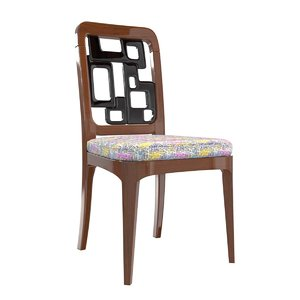 chair oitoemponto puzzle model